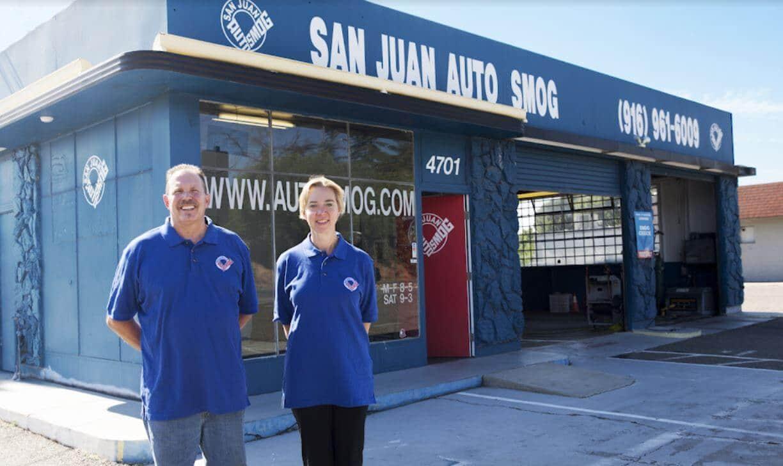 San Juan Auto Smog
