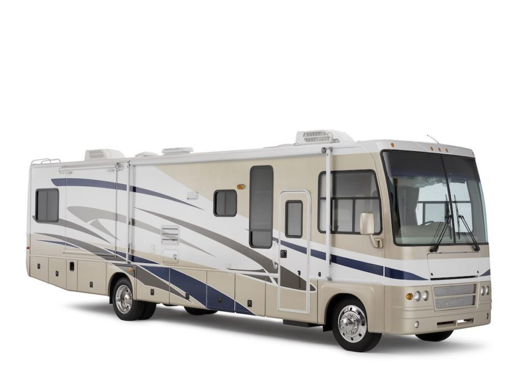 RV and Motorhome Smog Test